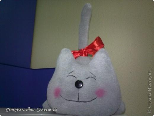 Вот такая получилась Кошечка!  фото 4