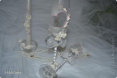 Свадебный набор. фото 5