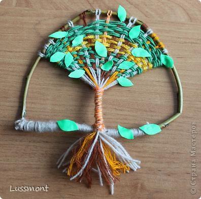 Это дерево я приготовила к уроку по МК Татьяны Николаевны. Дальше идут работы детей. фото 1
