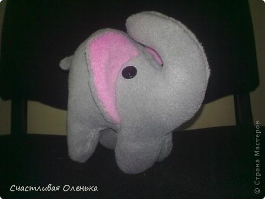 Маленький Слоненок)