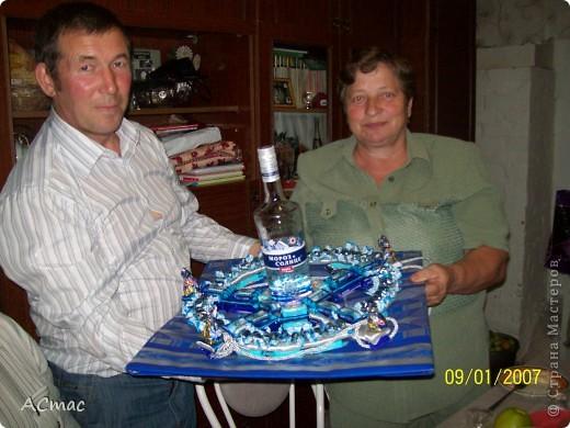 Букет для бабушки фото 2