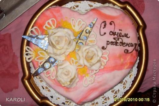 хорошо забытое старое илимои первые торты.....! фото 2