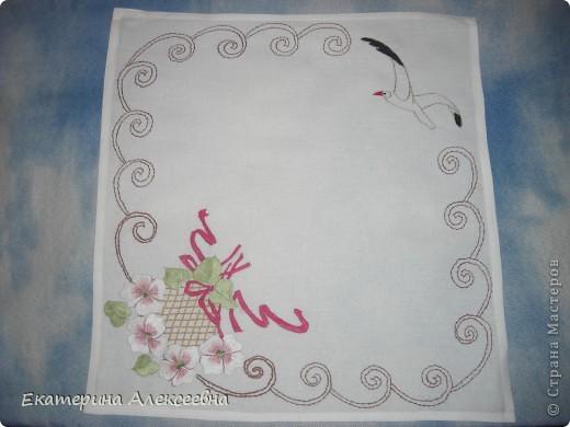 Салфетка-платочек