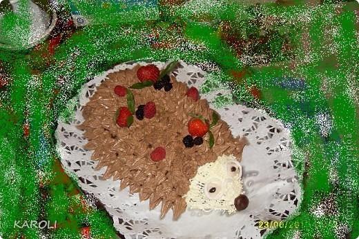 хорошо забытое старое илимои первые торты.....! фото 6