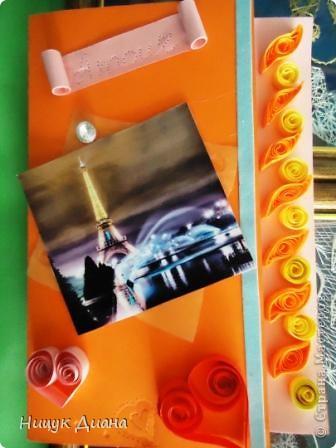 Эта открытка больше подойдёт ко Дню Влюблённых. фото 5