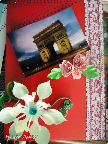 Эта открытка больше подойдёт ко Дню Влюблённых. фото 7