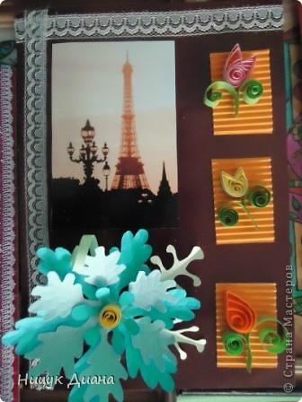 Эта открытка больше подойдёт ко Дню Влюблённых. фото 8
