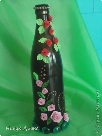 Декоративные бутылки. фото 2