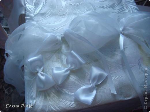 Здравствуйте дорогие мастерицы!!! Вот запечатлила создание коробки для денежных подарков...Делала впервые - методом проб и ошибок!!Буду рада услышать мнение со стороны=) фото 10
