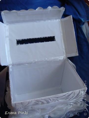 Здравствуйте дорогие мастерицы!!! Вот запечатлила создание коробки для денежных подарков...Делала впервые - методом проб и ошибок!!Буду рада услышать мнение со стороны=) фото 20