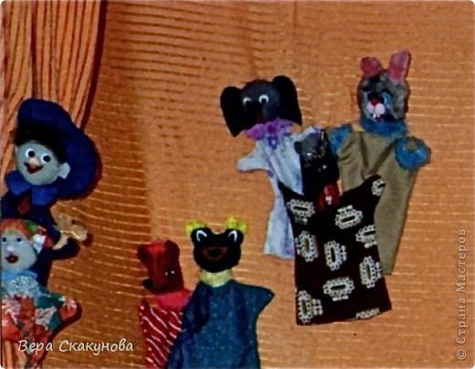Кукольный театр фото 5