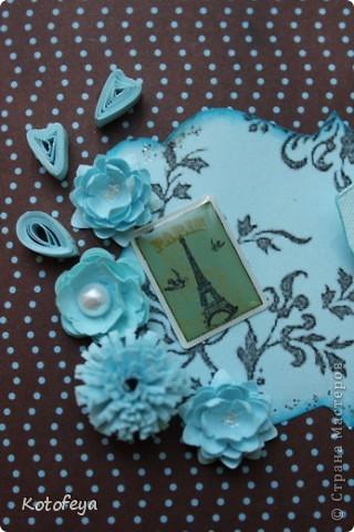 Коробочка для небольшой книги фото 6