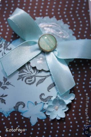 Коробочка для небольшой книги фото 7