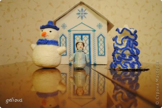 Сказочный домик Снегурочки. фото 1