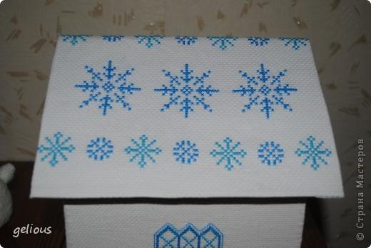 Сказочный домик Снегурочки. фото 2
