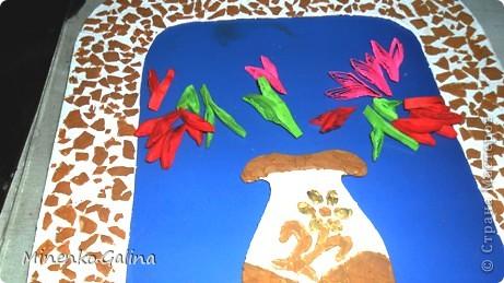 Однажды в СМ прочла о китайской технике изготовления цветов и листьев в технике квиллинг, когда уже готовый лепесток разрезается пополам полностью или частично. фото 10