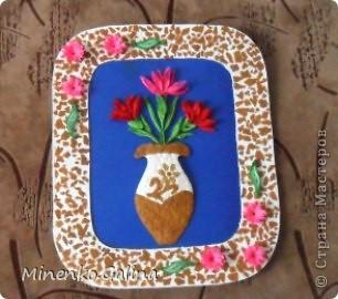 Однажды в СМ прочла о китайской технике изготовления цветов и листьев в технике квиллинг, когда уже готовый лепесток разрезается пополам полностью или частично. фото 1