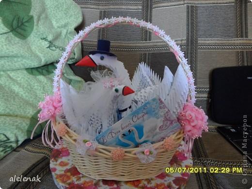 Пара лебедей - символ вечной любви!!! фото 2