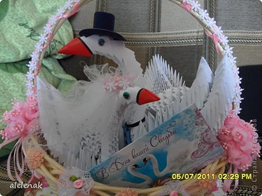 Пара лебедей - символ вечной любви!!! фото 3
