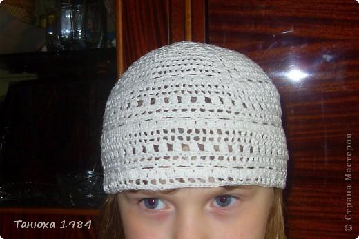 Несколько вариантов шляпок фото 4