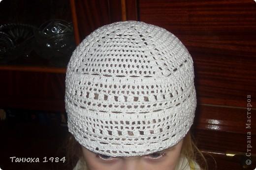 Несколько вариантов шляпок фото 5