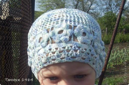 Несколько вариантов шляпок фото 6