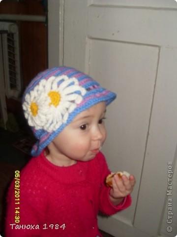 Несколько вариантов шляпок фото 3