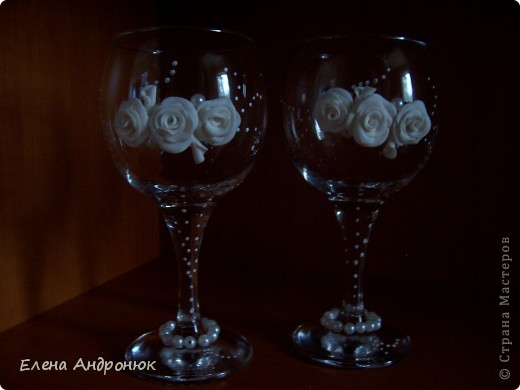 Сюрприз для молодых, декор бутылок фотографиями. фото 4