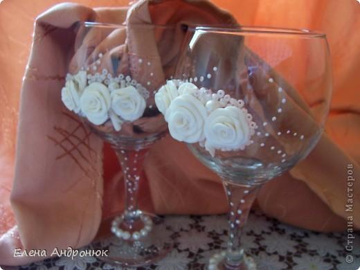 Сюрприз для молодых, декор бутылок фотографиями. фото 5