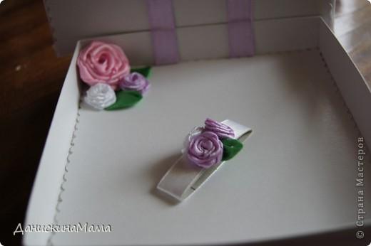 Упаковка свадьба моя первая коробочка