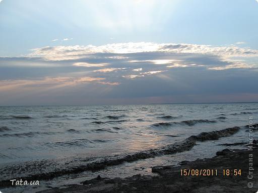 """Здравствуйте, жители Страны Мастеров! Хочу продолжить Ваше знакомство с """"водной"""" Украиной. На этот раз мы с Вами посмотрим на соленую водичку- моря Азовское и Черное. Начнем с наиболее мелкого и в тоже время очень теплого- Азовского моря. фото 7"""