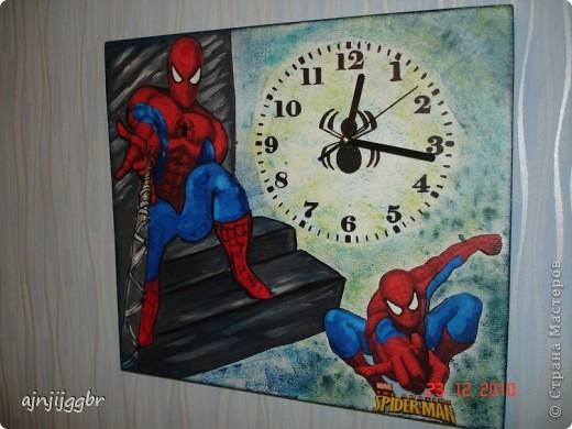 часы в комнату сына фото 1