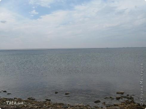"""Здравствуйте, жители Страны Мастеров! Хочу продолжить Ваше знакомство с """"водной"""" Украиной. На этот раз мы с Вами посмотрим на соленую водичку- моря Азовское и Черное. Начнем с наиболее мелкого и в тоже время очень теплого- Азовского моря. фото 21"""