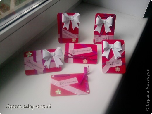 """Вот, наконец-то доделал свою первую серию АТС под названием """"Самая..."""", состоящую из 6 карточек. А какая это """"самая"""", написано на самих карточках: фото 1"""