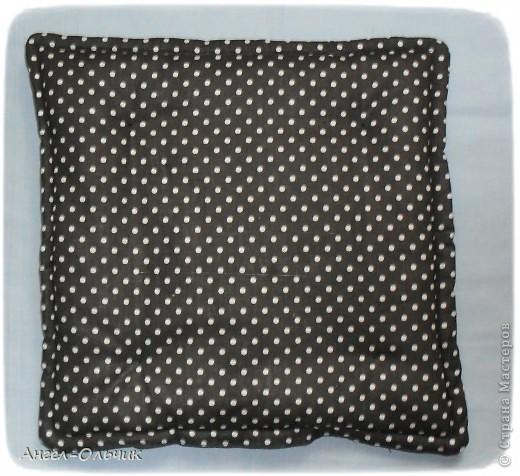 Подушки для стульев фото 3