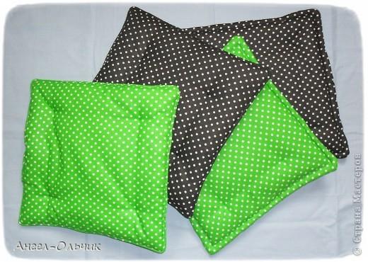 Подушки для стульев фото 1