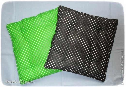 Подушки для стульев фото 2