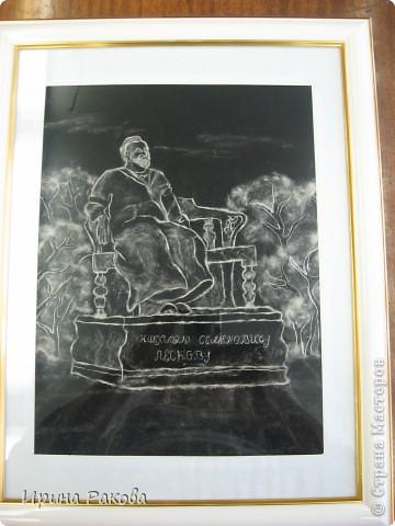 "Чекулаева Александра.""Мой Орел. Собор Михаила Архангела""  фото 2"