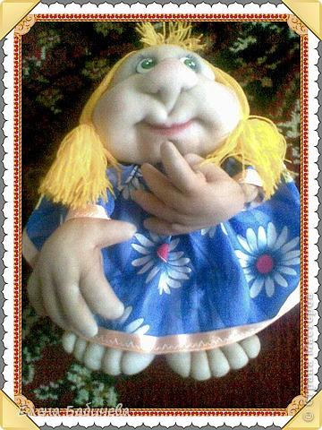 Кукла-попик Марфушенька фото 1