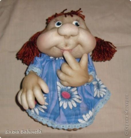 Кукла-попик Марфушенька фото 2