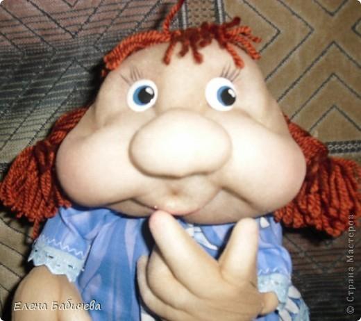 Кукла-попик Марфушенька фото 3
