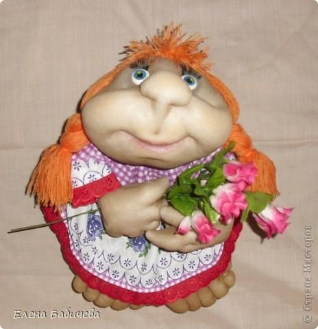 Кукла-попик Марфушенька фото 4