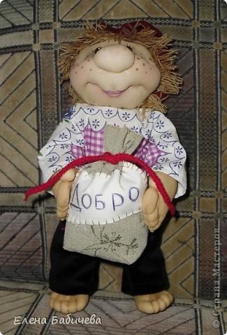 Кукла-попик Марфушенька фото 9