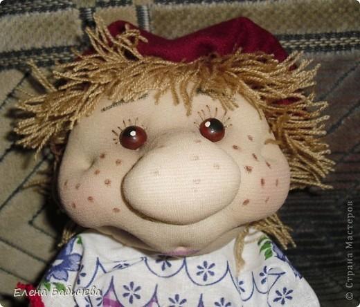 Кукла-попик Марфушенька фото 10