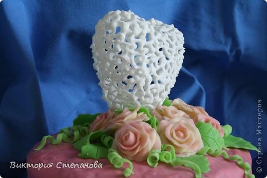 Тортик в День Рожденья для себя любимой фото 1