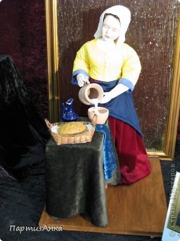 """Привет, Страна! Сегодня в Хайфе открылась всеизраильская выставка кукол под девизом """"Выходя за рамки"""".Были и наши, израильские мастера и мастерицы, и гости из России. Выставка продлится всего 4 дня, поэтому я, подхватив одной рукой ребёнка, а второй - фотоаппарат, помчалась на выставку. Представляю Вам маленький отчёт нашего с Данькой похода. фото 13"""