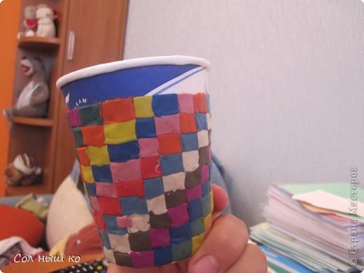 Вот он мой стаканчик. фото 27