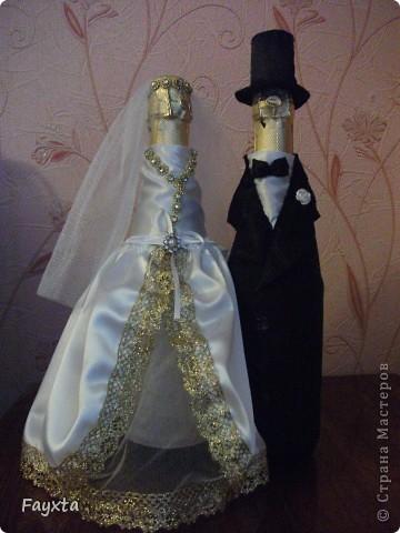 Эта прекрасная пара будет стоять на нашем свадебном столе) фото 3