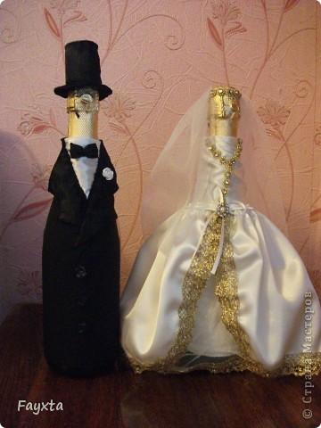 Эта прекрасная пара будет стоять на нашем свадебном столе) фото 1