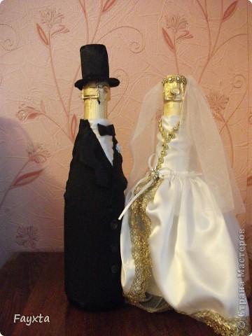 Эта прекрасная пара будет стоять на нашем свадебном столе) фото 2